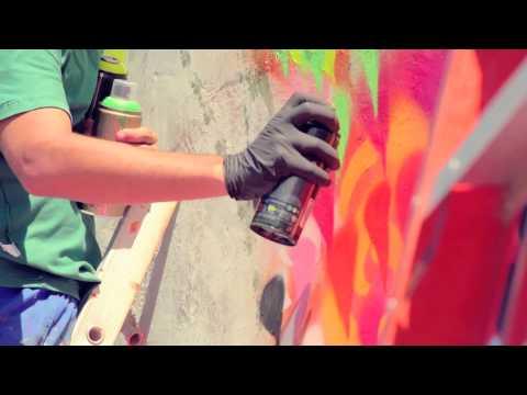 Nokia Asha   Street Art In Rio De Janeiro   Youtube video