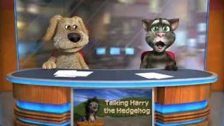 HAS TOM WENT TOO FAR? Talking Tom & Ben News