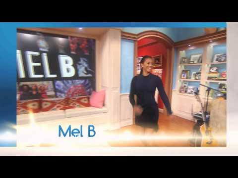 Seth Rogen, Mel B. and a Huge Audience Surprise