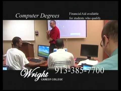 Wright Career College promotion demo reel