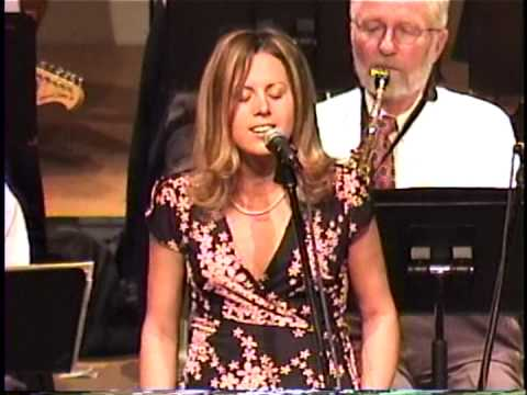 Night And Day-Jessica Mashburn-The Sandhills Community College Jazz Band
