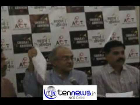 PRASHANT BHUSHAN ALLEGES HELICOPTER SCAM BY CHATTISGARH CM RAMAN SINGH.