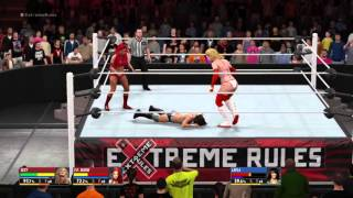 WWE 2K16 the most sexy game