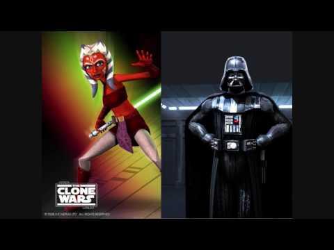 Darth Vader Vs Ashoka Tano - Vol. 1