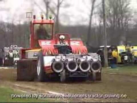 Tractor Pulling Weseke 2008
