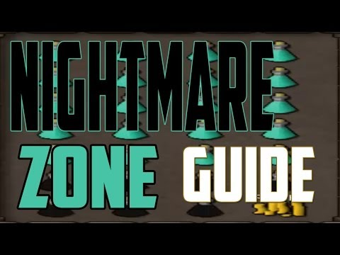 Runescape 2007: Nightmare Zone Training Guide
