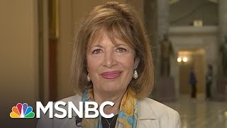 Rep. Jackie Speier On Michael Flynn: 'He Just Lies Straight Up' | For The Record | MSNBC