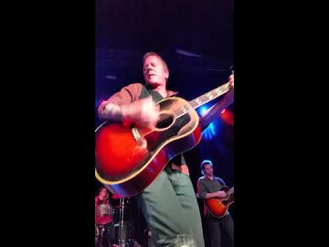 The Kiefer Sutherland Band - My Best Friend, Knoxville, TN  4/29/16