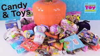 Pikmi Pops Squish Dee-Lish Hatchimals Surprise Candy Pumpkin Toy Review | PSToyReviews