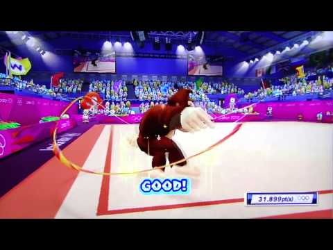 Mario & Sonic @ London 2012 Olympic Games pt7