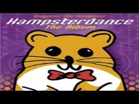 Hampton The Hampster -- The Hampster Dance video
