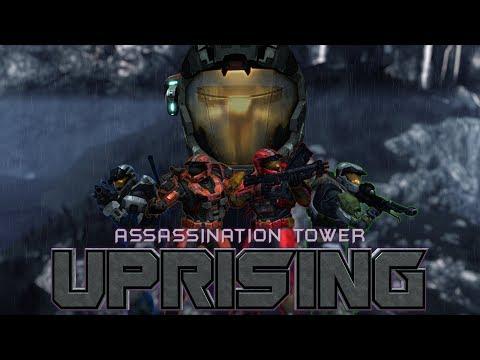Assassination Tower: Uprising [Halo: Reach Machinima]
