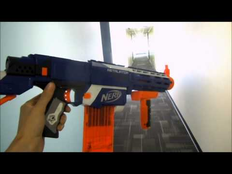 Review: Nerf N-Strike Elite Retaliator
