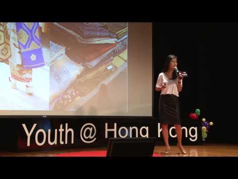 Michelle Lai  at TEDxYouth@HongKong 2013