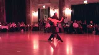 2014 Aug - Jolanta and Adrian dance vals to Fru Fru