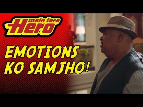 Scene From Main Tera Hero | Emotions Ko Samjho