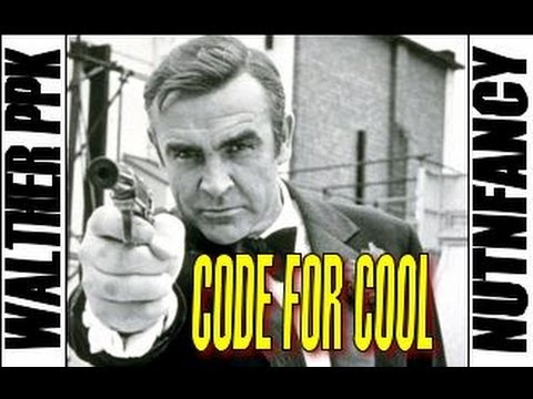 """Walther PP & PPK: Code for Cool"" by Nutnfancy"