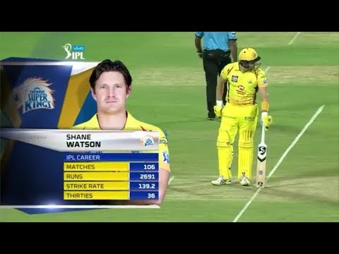 CSK Vs SRH Full Match Highlights - IPL 2018 - Chennai Super Kings Vs Sunrisers Hyderabad