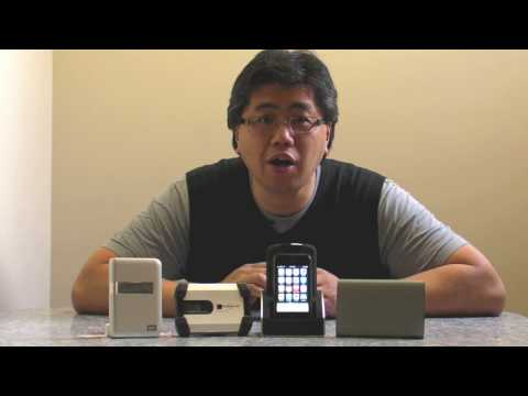 Macworld Video: Portable hard drives