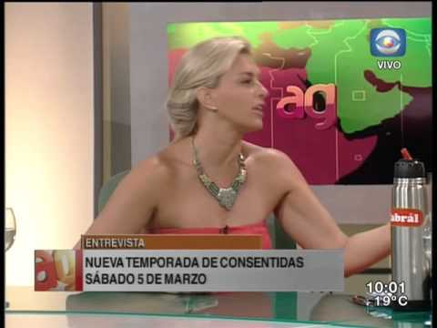 Entrevista - Consentidas cumple 10 años / Sara Perrone / Parte 1 de 2