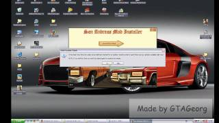 How to install Car Mods in GTA San Andreas (german)