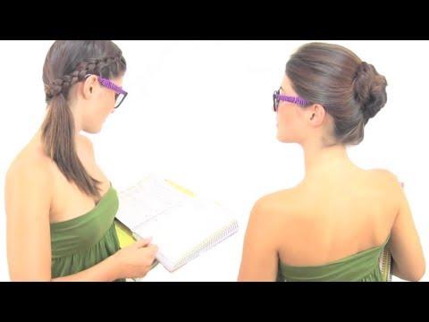 Peinados Faciles Para la Escuela Paso a Paso Peinados Fáciles Para ir a la
