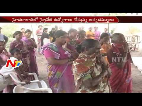 Bike Accident Leads to End Two Brothers Life || Medak || NTV