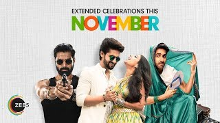 November Celebration - Abhi Baaki Hai | Watch All Originals, Tv Shows & More On ZEE5 | Download Now