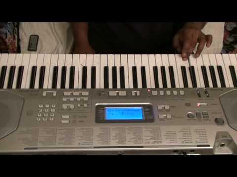 Chukar Mere Man Ko on keyboard