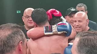#PSMFIGHTNIGHT Resultats Youssef Boughanem Vs Joe Craven