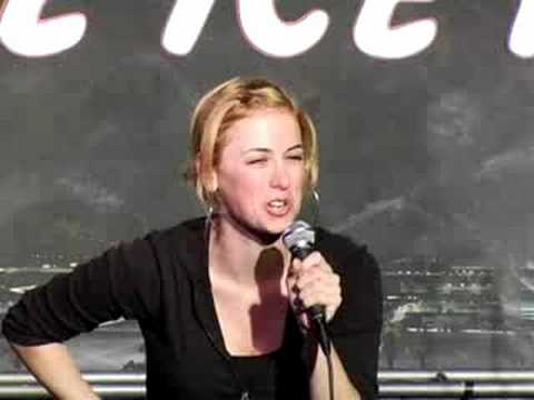 Iliza Shlesinger - Hurricane Tammy - Chick Comedy Video