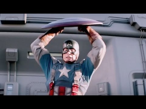 Captain America: The Winter Soldier TRAILER - Chris Evans, Scarlett Johansson Movie -- Released