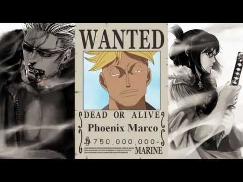 Those are the top 50 bounties of ONE PIECE like this video if you liked it :), also check out my other vids and subscribe. If you'r a Naruto fan then feel fr...