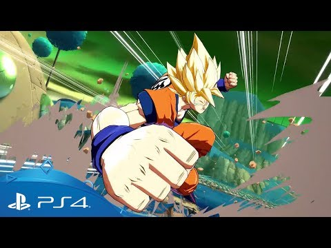 Dragon Ball Fighter Z | Gameplay Trailer | PS4