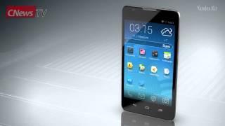 Таким будет первый смартфон Яндекс