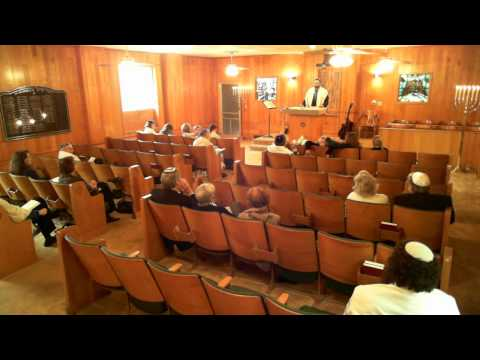 Rosh Hashanah Morning Services Temple Beth Sholom 2014 part 2 - 10/02/2014