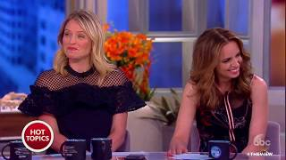 Courtney Cox Reveals Cosmetic Surgery Regrets | The View