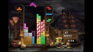 The New Tetris, Ultra Mode Speedrun in 1:13 (World Record)