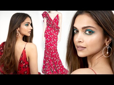 Deepika Padukone's RED HOT Look On Day 1 At Cannes 2017