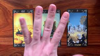 Daily Tarot Reading for 21 October 2019 | Gregory Scott Tarot