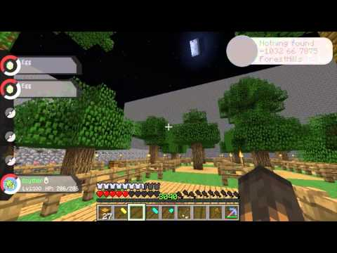 Minecraft - Pixelmon Ep. 103 - So Many Ginormous and Enormous Perfect IV'd Eevees!