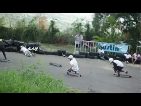 Jacagua Extreme Downhill 2012