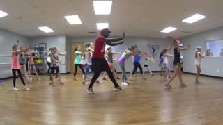 FROZEN Let It Go Dubstep- Choreography by Joe Dames