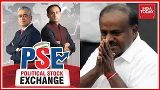 Kumaraswamy Most Preferred Choice For CM In Karnataka | Political Stock Exchange