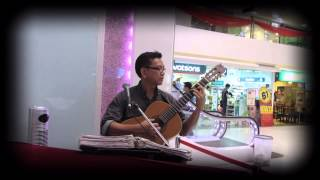 Shopping Mall Hotel California - Thai Acoustic Guitar Version by Mud