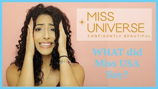 Miss USA mocks Miss Vietnam | Sthephanie Marie