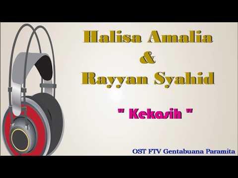 Halisa Amalia & Rayyan Syahid - Kekasih