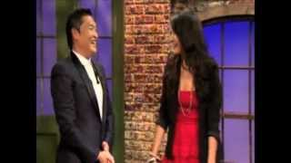 How to &#8220;Gangnam Style&#8221; Dance Tutorial with PSY and Michelle Park ()