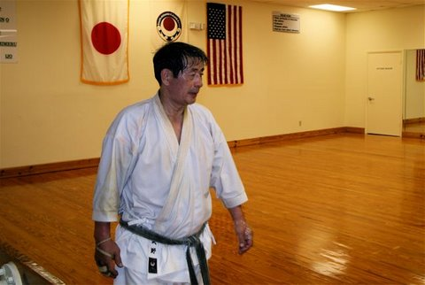 Traditional Karate Training 6 Shuto-uke Kokutsu-dachi video