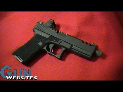 Custom Glockworx Glock 17 (RMR. G19 Mags)